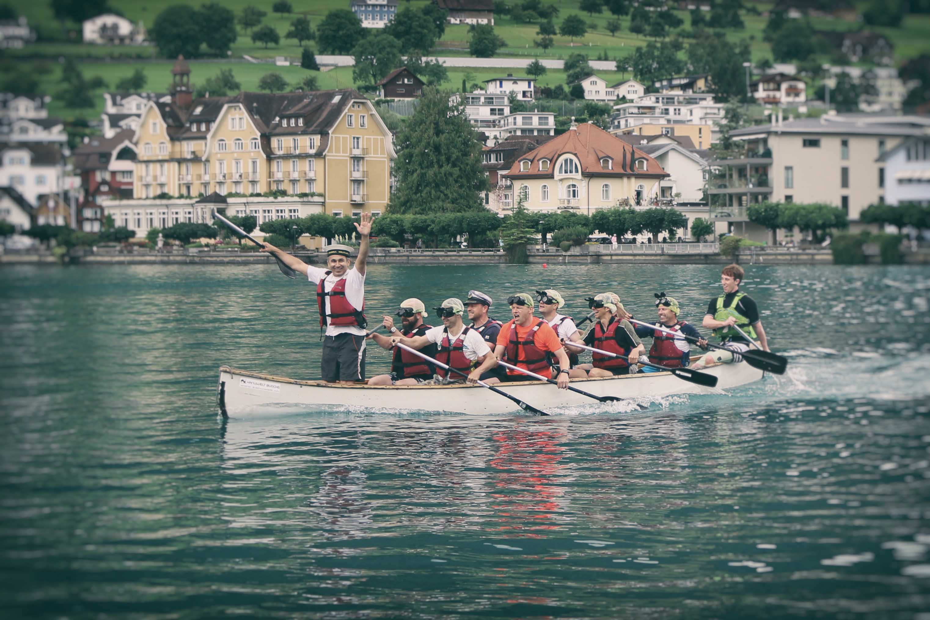 Aawasseregg-Cup, Summerfäscht Buochs, Sommerfest