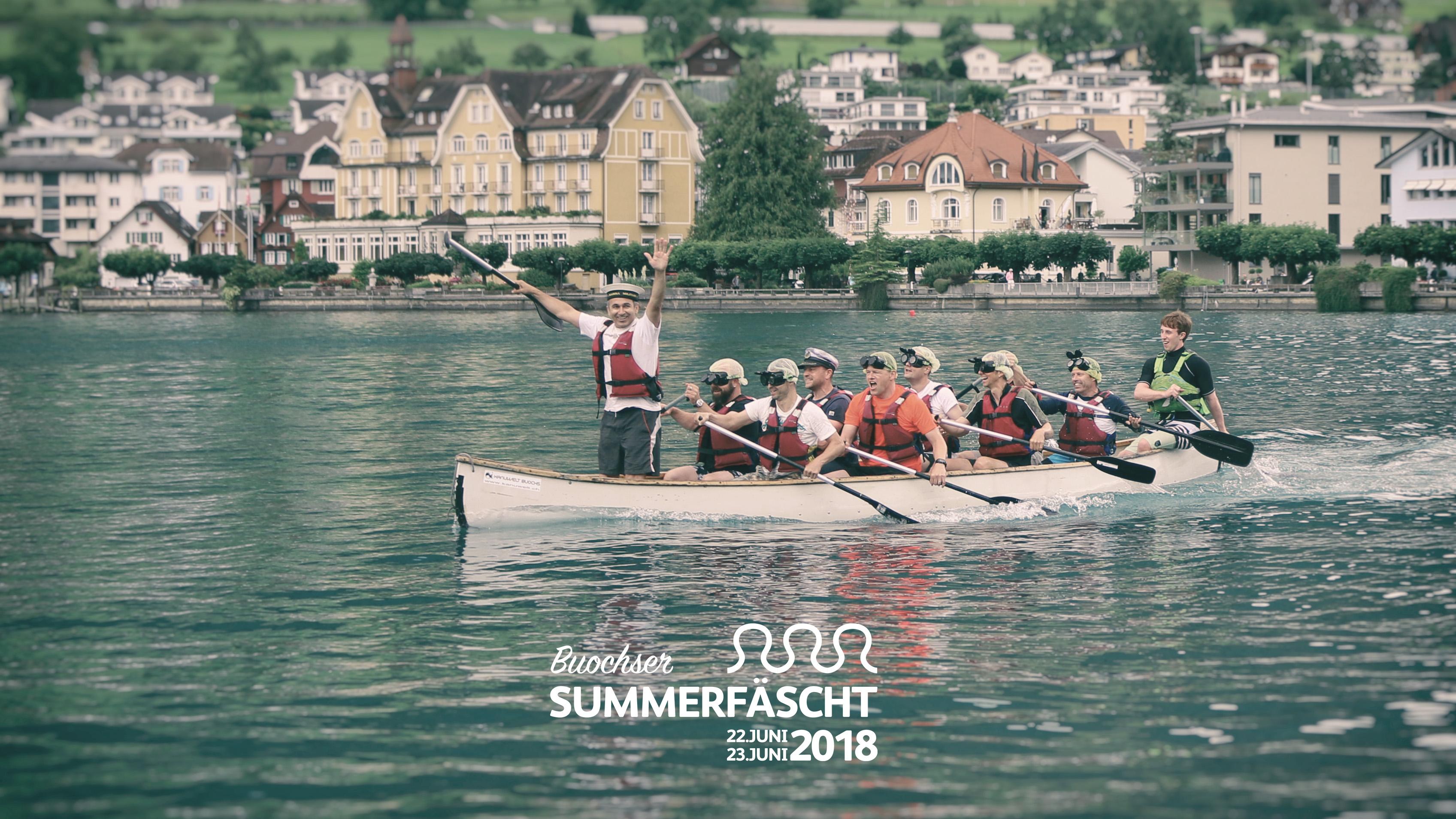 Sommerfest Buochs